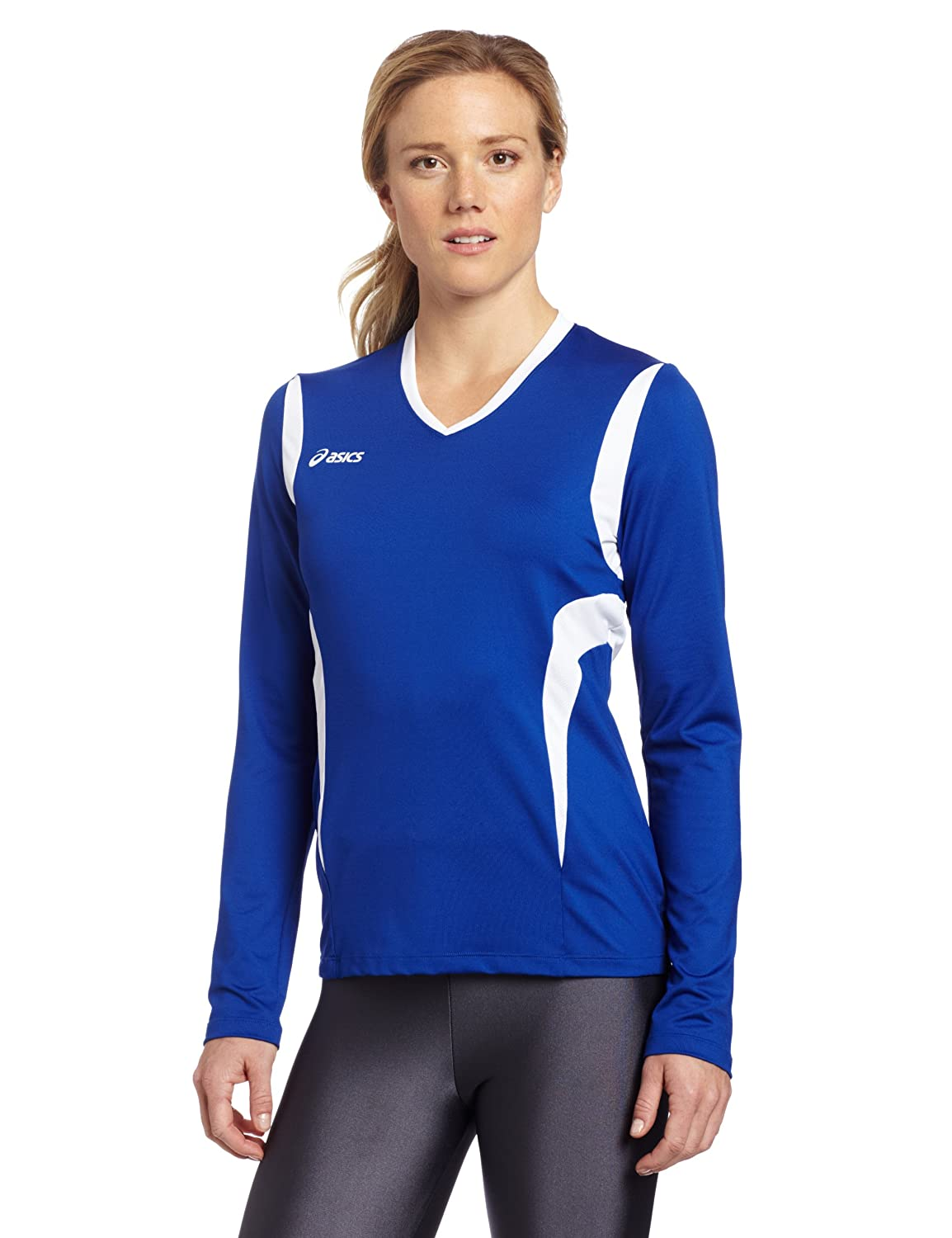 Asics Mintonette Womens Long Sleeve Volleyball Top