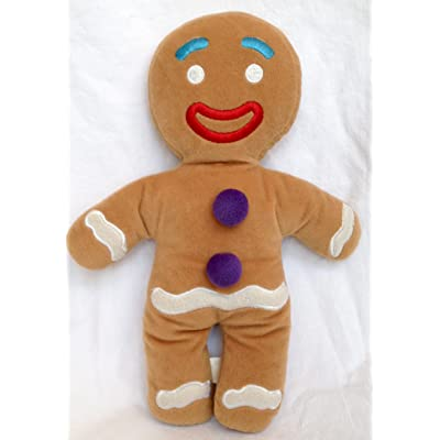 "DreamWorks Shrek The Third 12"" Plush Gingerbread Man: Toys & Games"