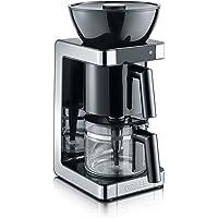 Graef FK702EU filterkaffebryggare, plast, svart
