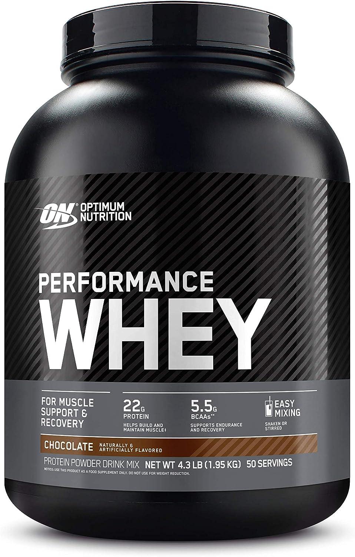 Optimum Nutrition rendimiento polvo, concentrado de proteína de suero de proteína de suero, suero – Whey Batidos, aislar hydrolyzed Suero de proteína, ...