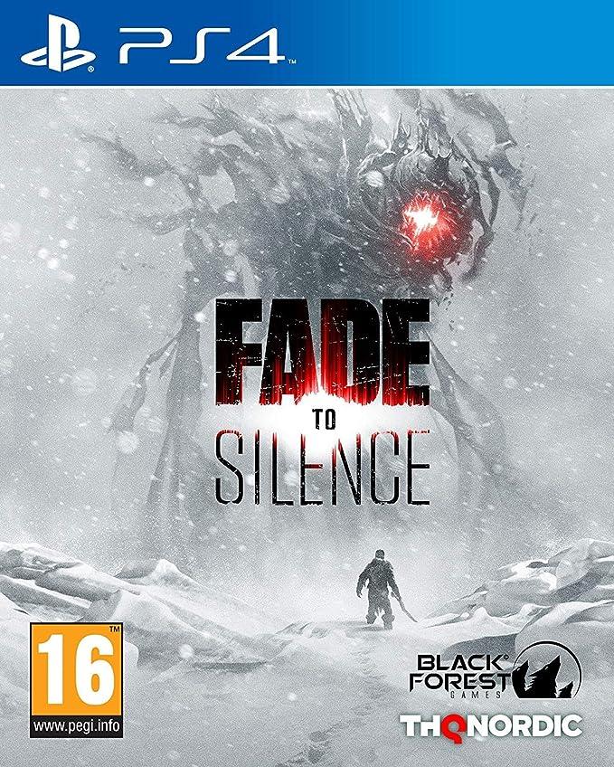 Fade to Silence - PlayStation 4: Amazon.es: Videojuegos