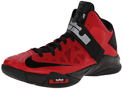 finest selection e24cd fa40f Nike Zoom Soldier VI Mens Basketball Shoes 525015-600 University Red 8 M US