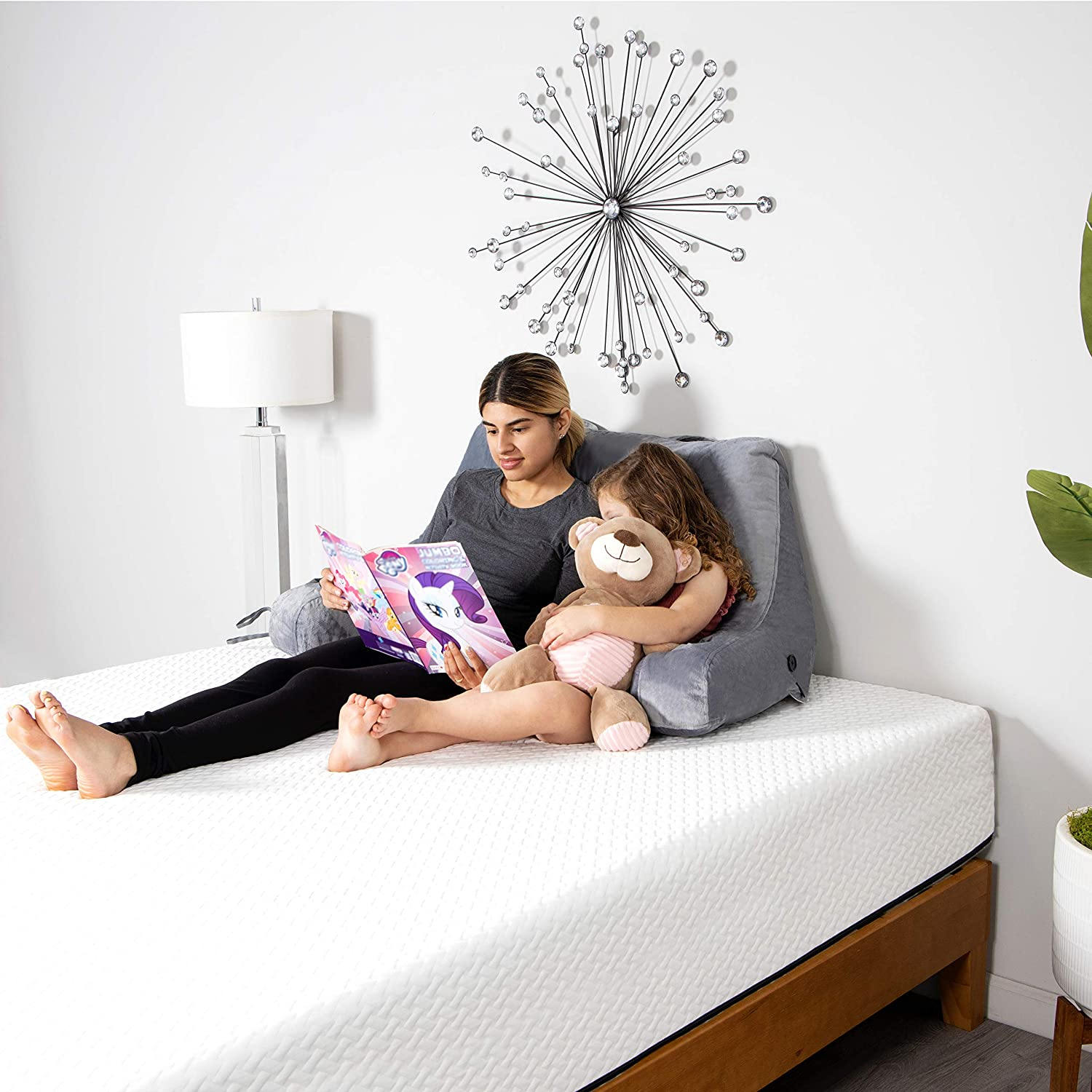 2 Person Double Reading Pillow