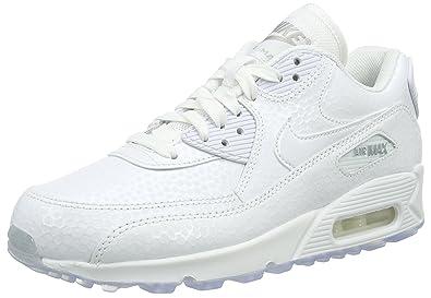 Basses White40 Air PremiumBaskets Wmns Max FemmeWeiß Nike 90 5 gf7yYb6v