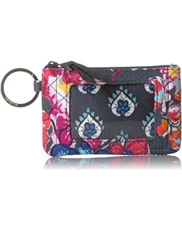 1c67fd8a219 ... Womens Crossbody Cell Phone Purse Holder Wallet. 732 · Vera Bradley  Iconic Zip ID Case, Signature Cotton
