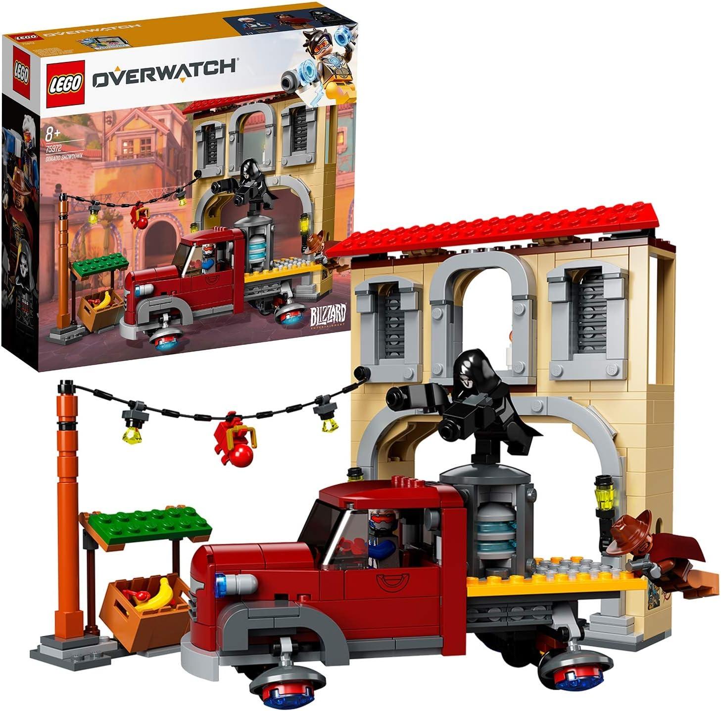 LEGO 75972 Overwatch Dorado Showdown Building Kit, Multicolour
