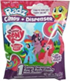 Radz Brand Candy Dispenser, My Little Pony Blind Bag Toy, 0.7 Ounce