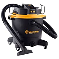 Vacmaster Professional Wet/Dry Vac 6.5 HP 2-1/2-Inch Hose