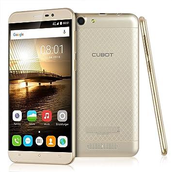 Cubot Dinosaur Smartphone Ohne Vertrag Gold Amazonde Elektronik