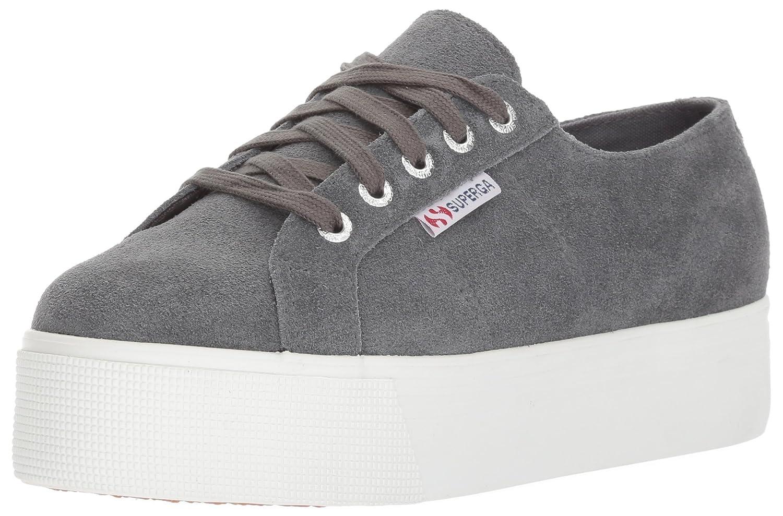 Superga Women's 2790 Suecotlinw Sneaker B071JC59YB 41 M EU (9.5 US)|Grey