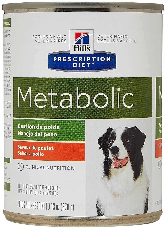 Hill'S Prescription Diet Metabolic Canine 12X13Oz