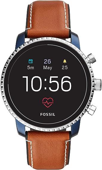 Amazon.com: Fossil Gen 4 Explorist HR Reloj inteligente con ...