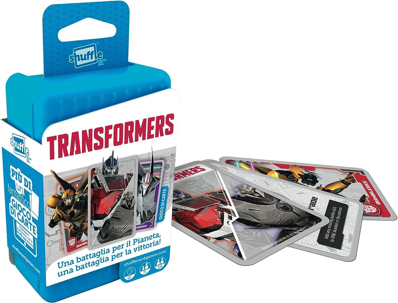 Cartamundi - Transformers, Juego de Cartas (10.02.11.064): Amazon.es: Juguetes y juegos