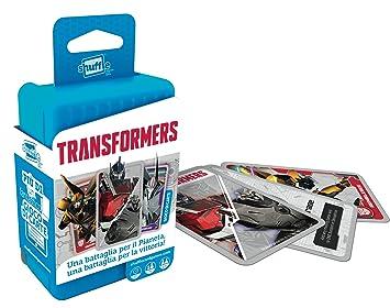 Cartamundi Transformers, juego de cartas (10.02.11.064 ...