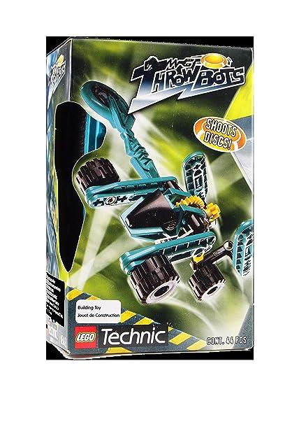 Amazon Lego 8502 Technic Throwbots Turbo Toys Games