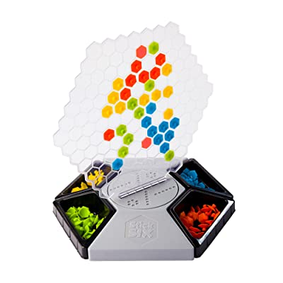 Fat Brain Toys Stick Six Game: Toys & Games