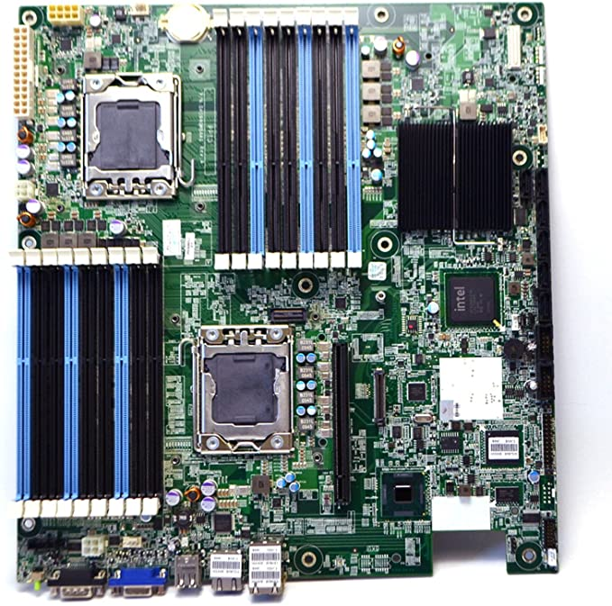 Dell W791H PowerEdge C1100 System Board Dual CPU Motherboard 5MV6K C584T 9D1CD