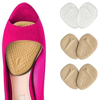 Plantilla Gel Tacones De Tacon Zapatos Plantillas Media qUpMzVS