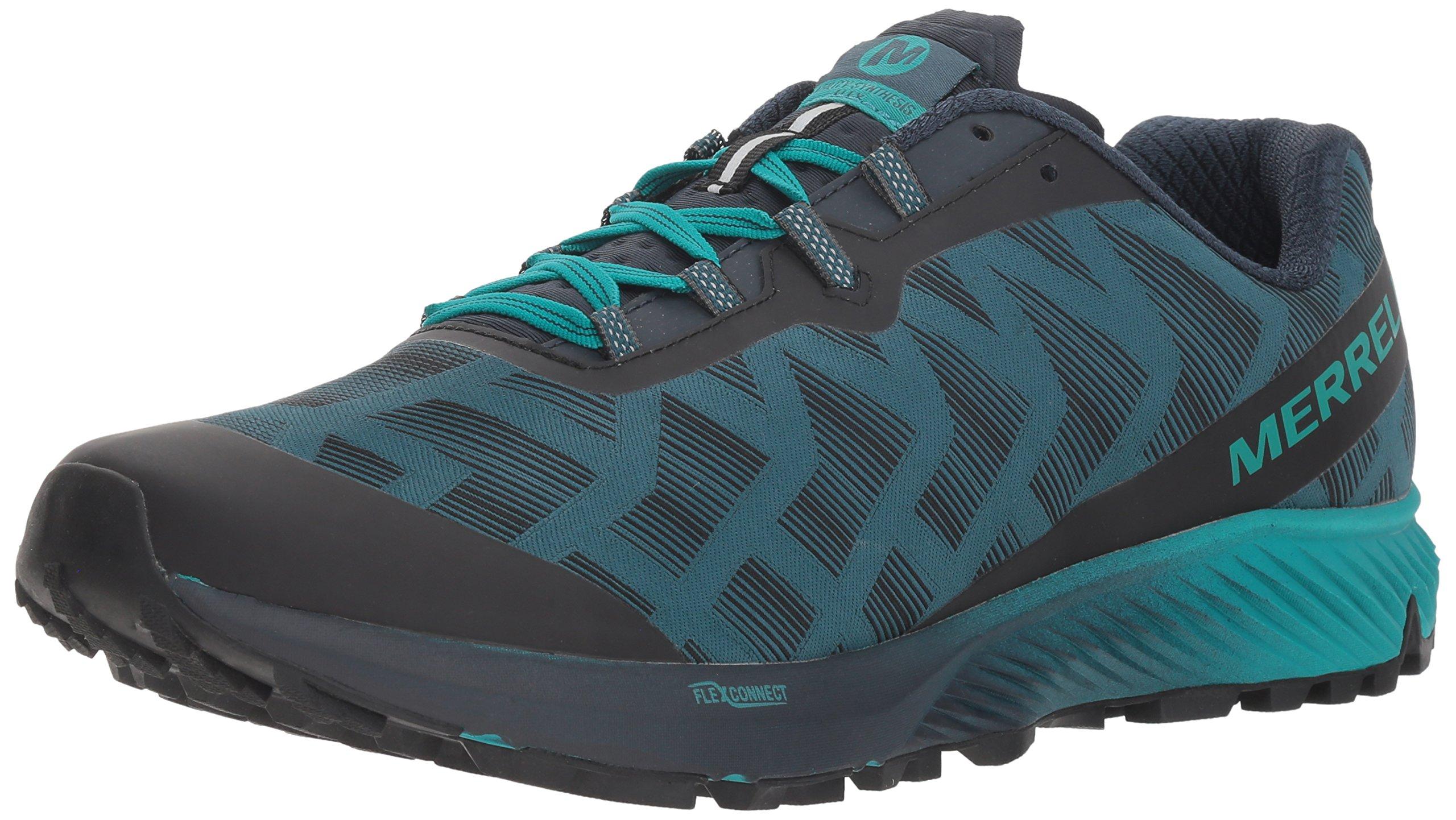 Merrell Men's Agility Synthesis Flex Sneaker, Cichlid, 9.5 M US