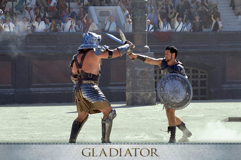 Gladiator [Alemania] [DVD]: Amazon.es: Russell Crowe, Joaquin Phoenix, Connie Nielsen, Oliver Reed, Derek Jacobi, Djimon Hounsou, Richard Harris, ...