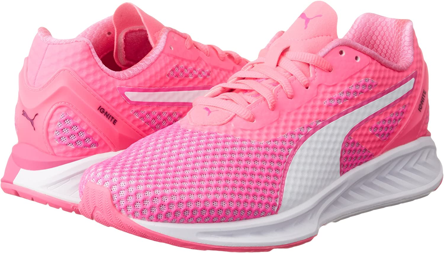 PUMA Ignite 3 Wn's, Scarpe Running Donna, Rosa (Knockout