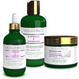 Herbal Hair Growth Anti-hair Loss System Cypress-Lavender