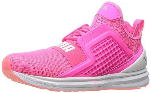 b301f81f2aef13 Puma Women s Ignite Limitless WN s Cross-Trainer Shoe Knockout Pink 3 UK