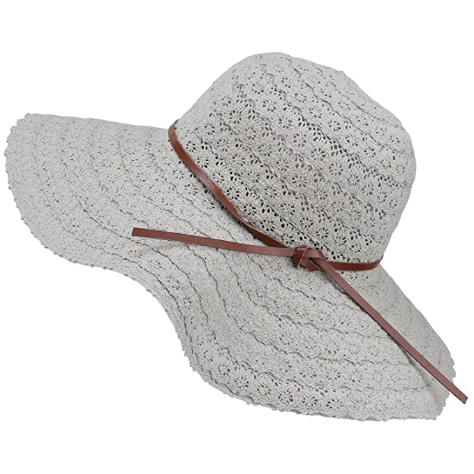 15c10fdbe74 Fantastic Zone Woman UPF Summer Straw Beach Sun Hats For Women ...