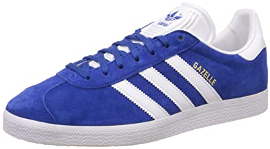 adidas trainers for men gazelle blue