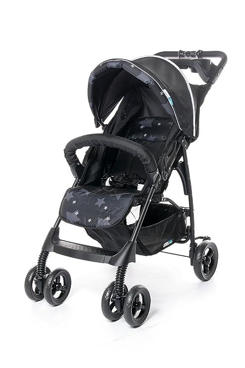 Osann Sportbuggy Vegas - Silla de bebé (colección del 2014) negro negro (Black