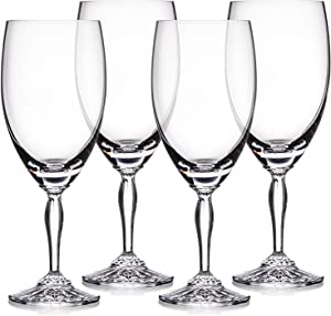 Marquis By Waterford Ventura Iced Beverage Set/4, Set of 4, Clear