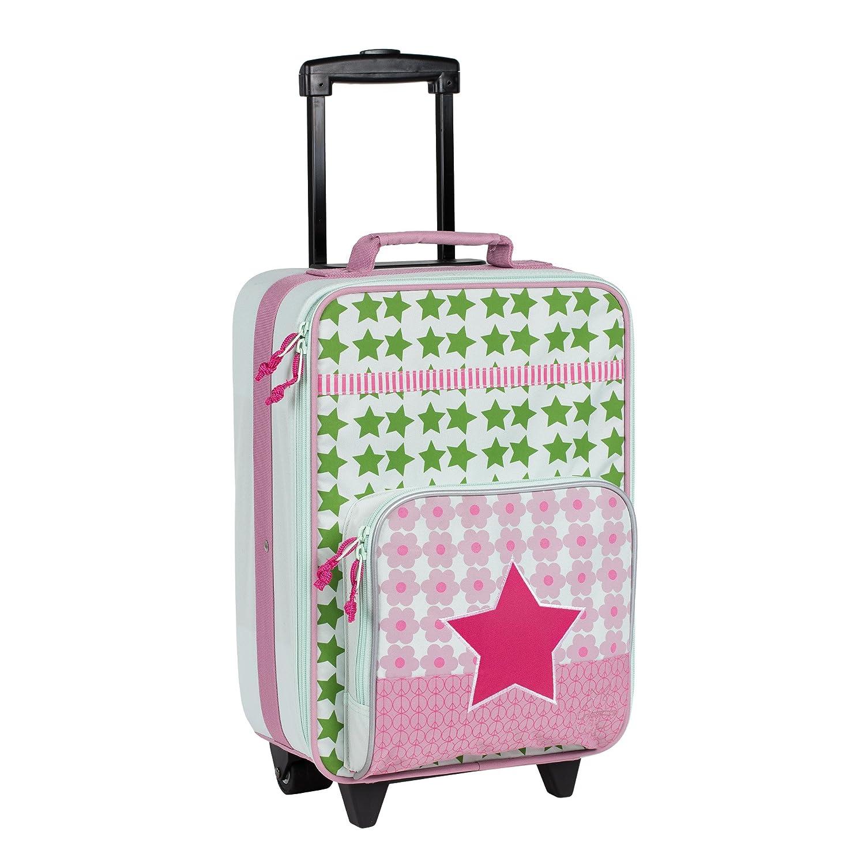 Lässig Trolley Kinderkoffer / Reisekoffer für Kinder Starlight olive Lässig Kids LMTR169