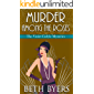 Murder Among the Roses: A Violet Carlyle Cozy Historical Mystery (The Violet Carlyle Mysteries Book 5)