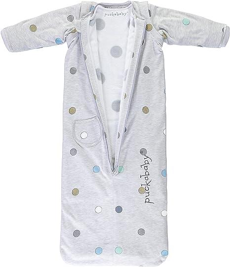 Puckababy® BAG 4 SEASONS - Saco de dormir para bebé/niño - CUATRO ESTACIONES - 6 meses / 2.5 años | Multicolor: Amazon.es: Ropa y accesorios