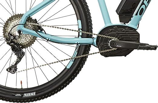 Orbea Keram Max e-hardtail azul 2017 eléctrico para bicicleta, color azul, tamaño 17 (43 cm): Amazon.es: Deportes y aire libre