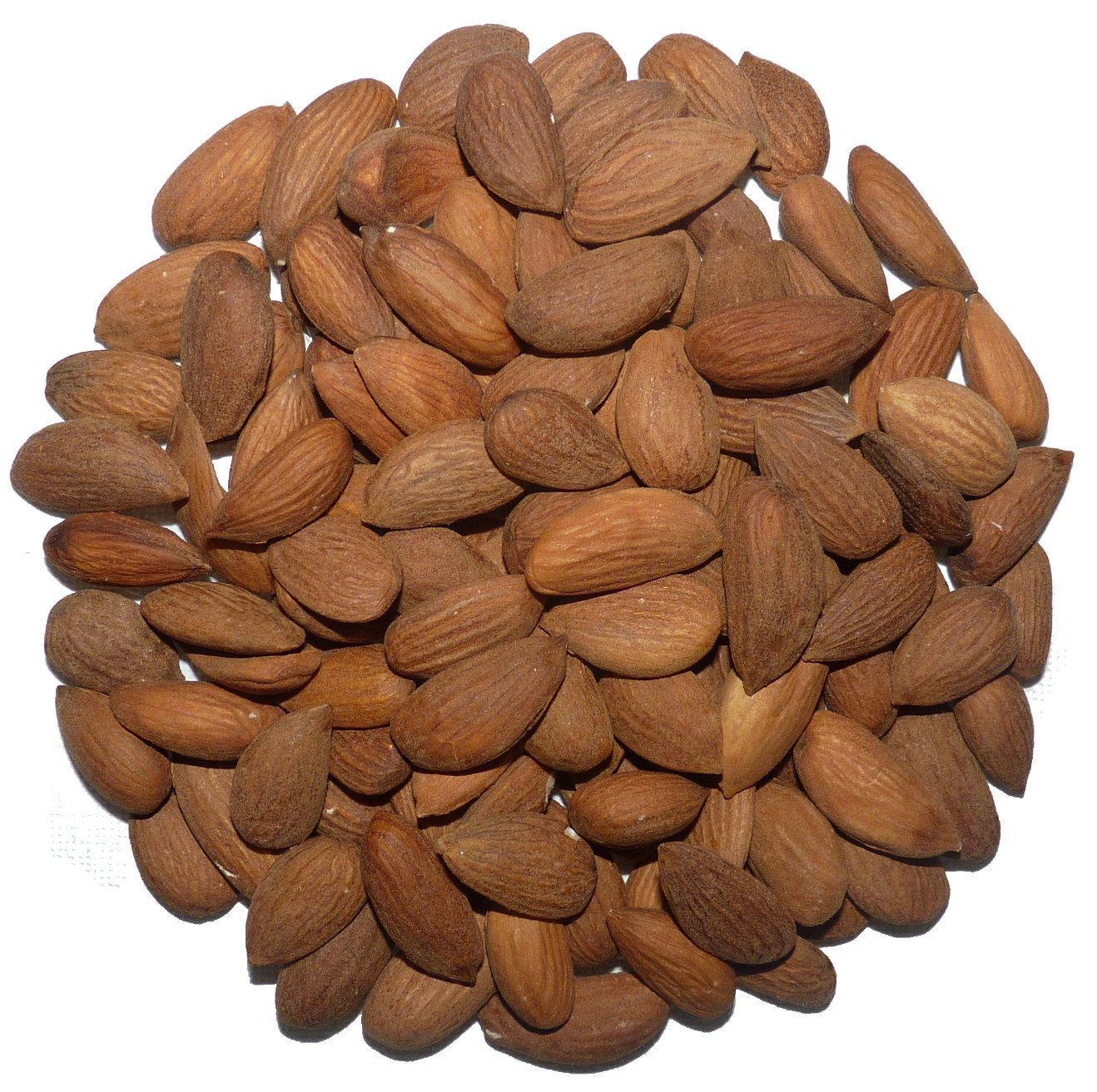 Amazon.com : Bitter Almonds Raw Natural (Kernels) 200g Bag (7oz) : Edible  Seeds : Grocery & Gourmet Food