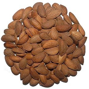 Bitter Almonds Raw Natural (Kernels) 200g Bag (7oz)