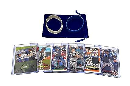 Amazoncom New York Yankees Baseball Cards Aaron Judge Gary