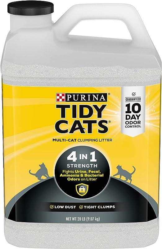 Purina Tidy Cats - Arena para gatos (4 en 1): Amazon.es: Productos ...