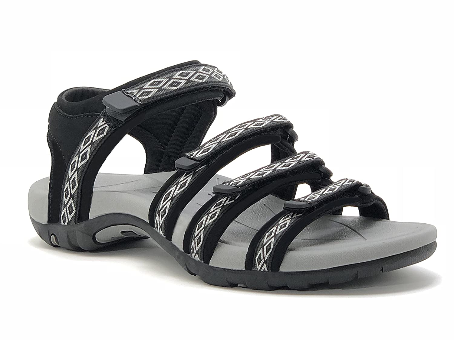 Viakix Hiking Sandals Women Athletic Sport Sandal for Outdoors Walking  Water Clothing, Shoes & Jewelry Men