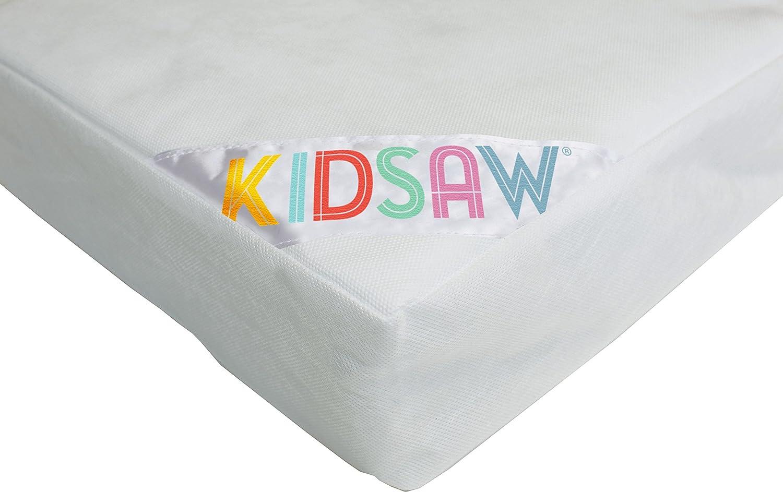 Kidsaw Junior 140 x 70 cm Fiber Safety Mattress (White) MAT9