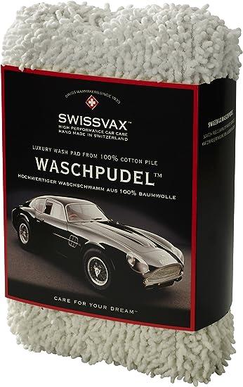 Swissvax SwizÖl Waschpudel Luxury Wash Pad Regular Auto