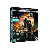 Jupiter Ascending (4K UHD + Blu-ray + Digital HD) (2-Disc Set) (Fully Packaged Import)