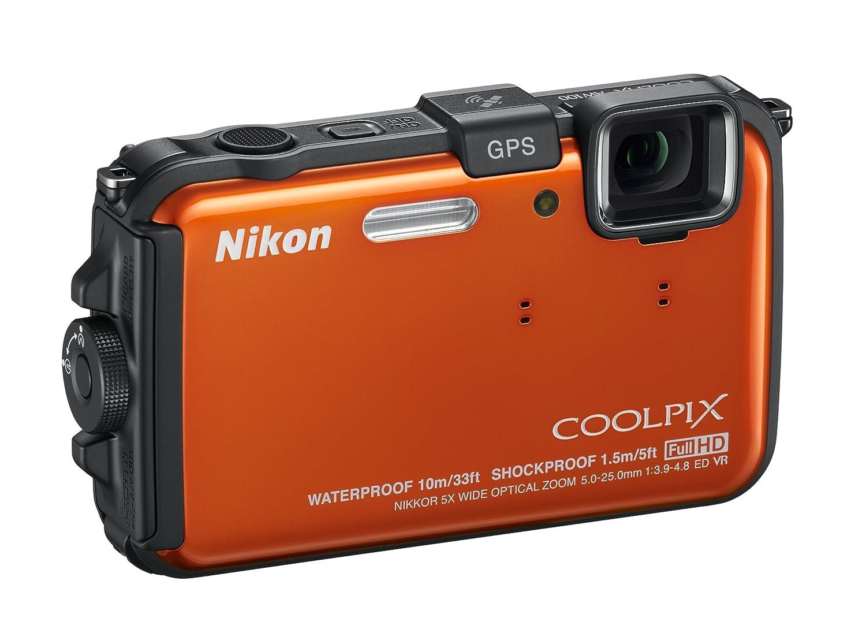 Nikon aw100 coolpix инструкция