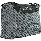 Kuber Industries™ Waterproof Foldable Shopping Handbag, Travel Bag (Color & Print may vary as per availability)