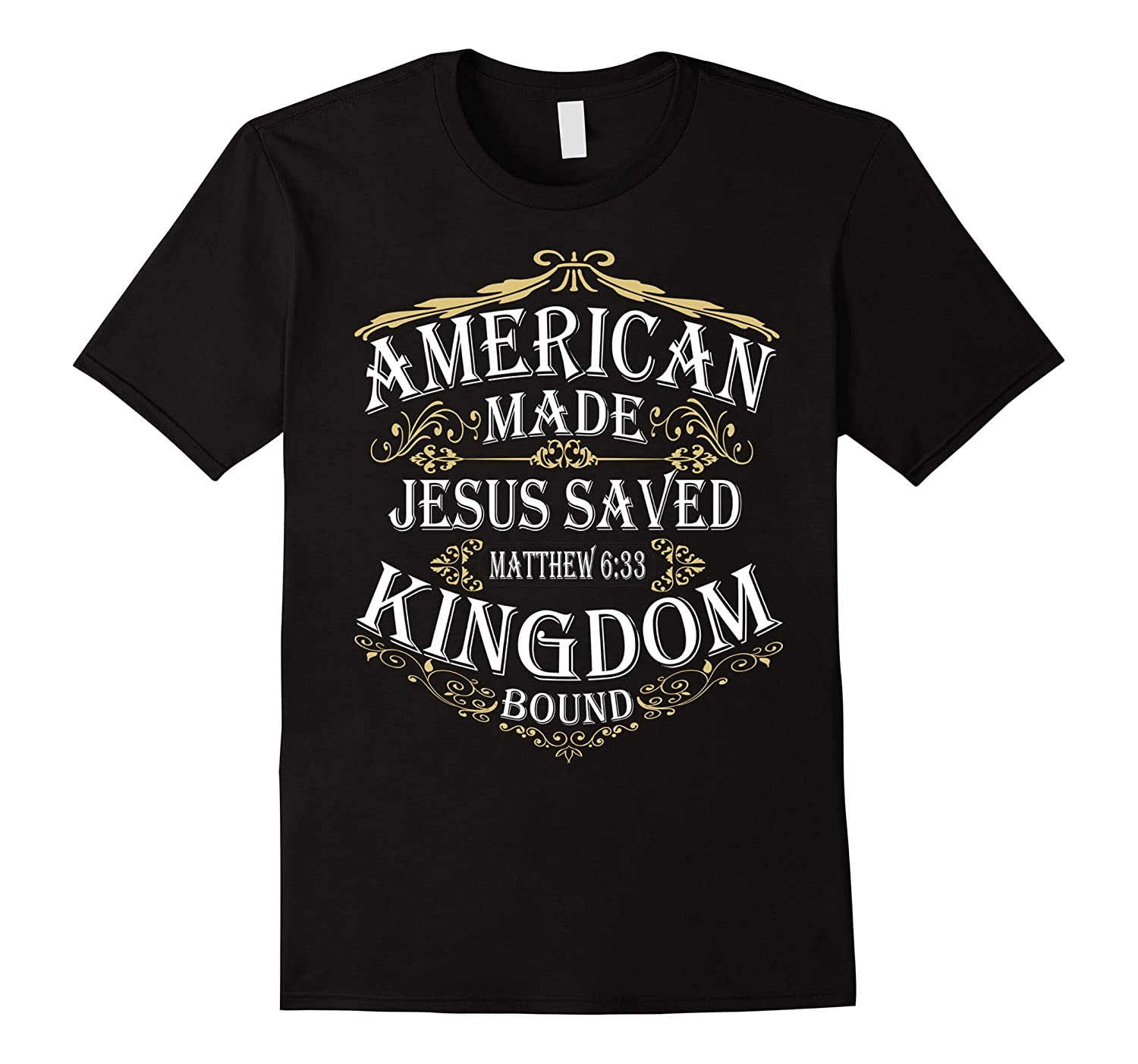 American Made, Jesus Saved, Kingdom Bound