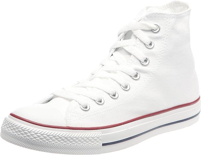 Converse Chucks (Chuck Taylor) All Star High Top Unisex Damen Herren Weiß
