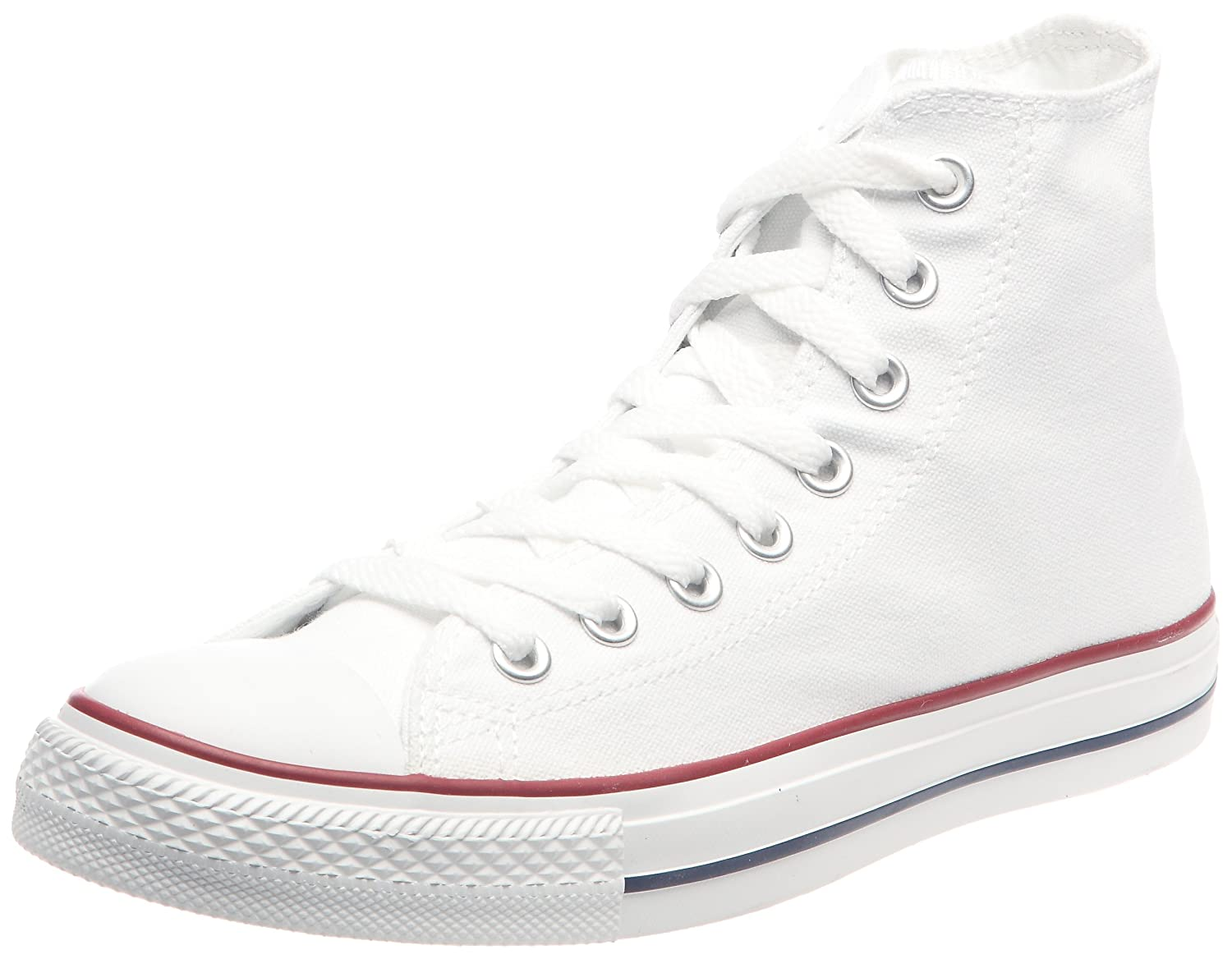 Converse Chuck Taylor All Star Speciality Hi, Zapatillas Altas de Tela Unisex Adulto 42.5 EU|Optical White