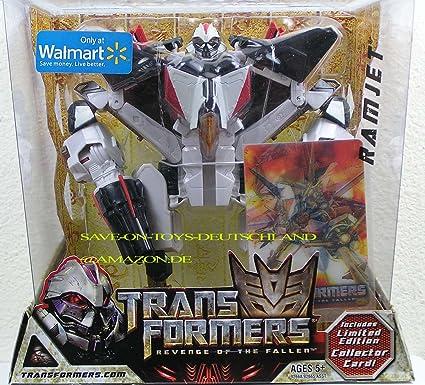 Hasbro Transformers 2 Revenge of the Fallen Exclusive Action Figure Ramjet