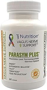 Parasym Plus™ - Patented Vagus Nerve Support | Digest | Autonomic Balance | Calm | Tear Production |